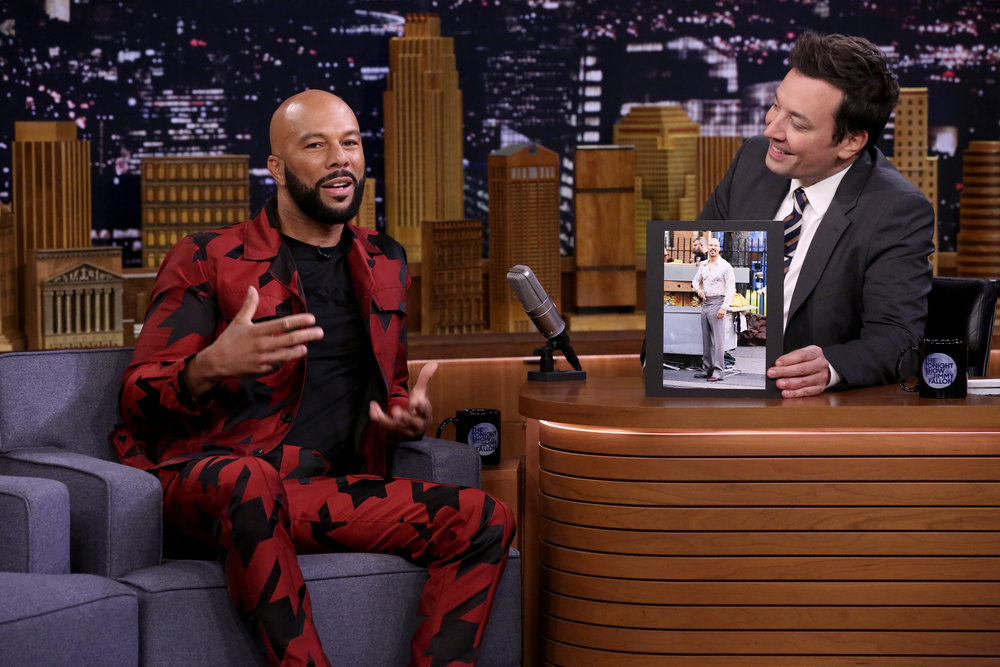 Common on Giving Back ...