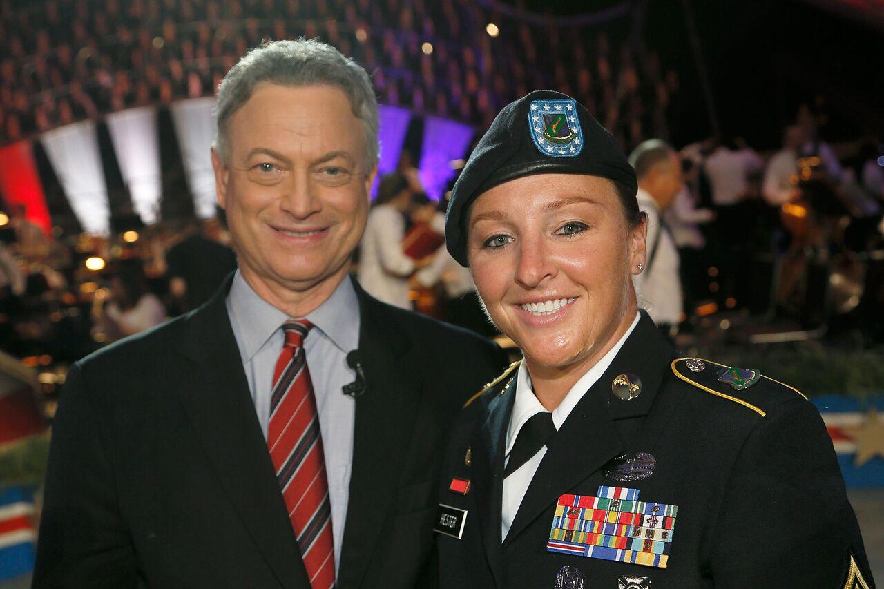 U.S Army • Silver Star Winner • Leigh Ann Hester • Iraq War 2005